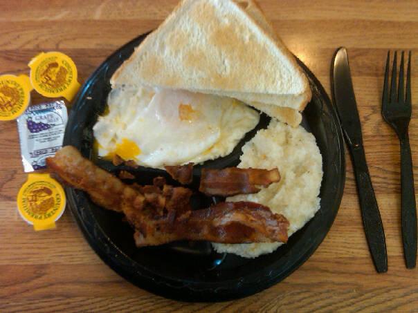 Phone Order Breakfast?
